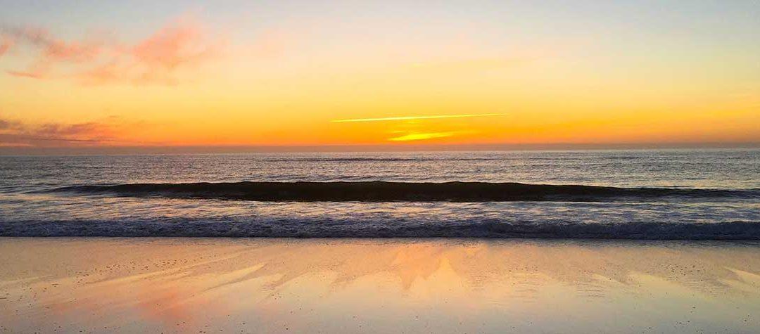 Die schönsten Sonnenuntergänge auf Sylt